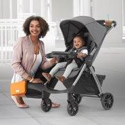 Chicco Mini Bravo Plus Lightweight Stroller Eucalyptus