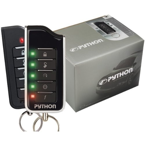 Python 5204P 524 Responder LE 2-Way Security with Remote Start