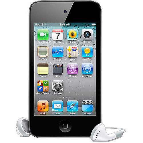 Apple iPod touch 8GB with FaceTime Camera and Retina Display (Black)