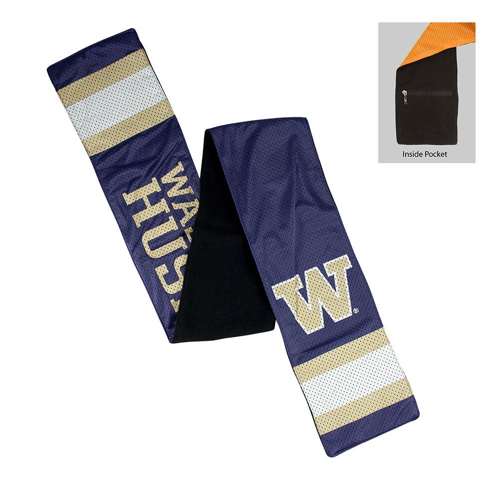 Washington Huskies NCAA Jersey Scarf
