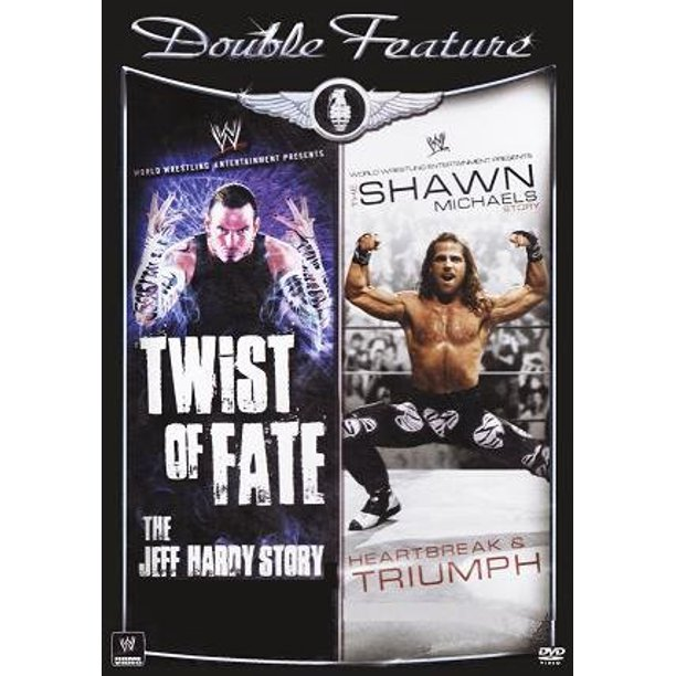 Twist Of Fate The Jeff Hardy Story The Shawn Michaels Story