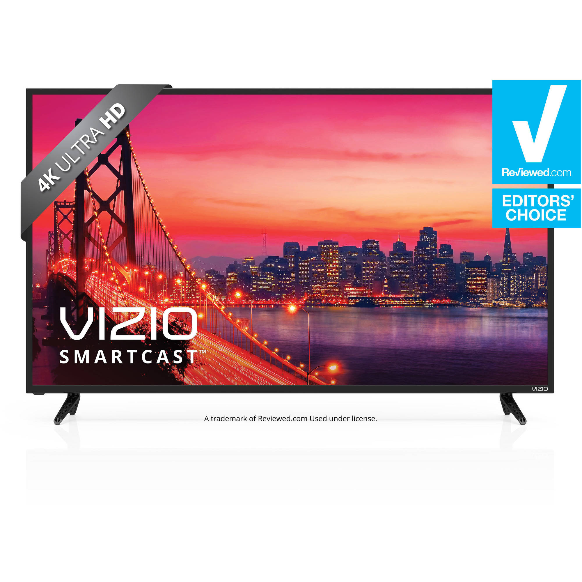 "VIZIO 60"" Class 4K (2160P) Smart Full Array LED Home Theater Display (E60u-D3)"