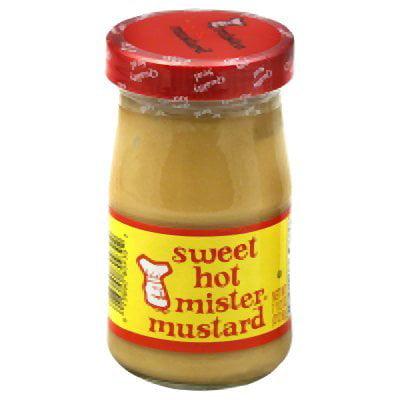 Sweet Hot Mister Mustard, 7.5oz (Pack of 6)