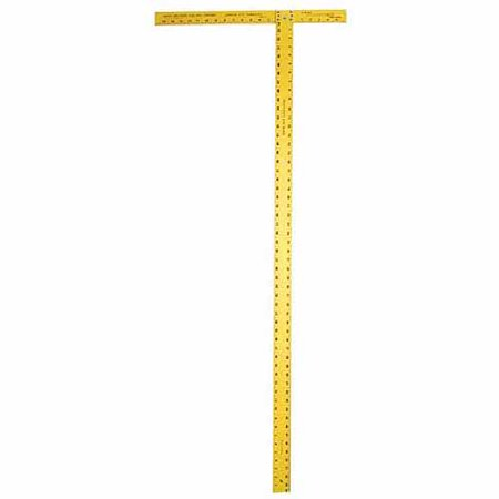 Great Neck Saw 10181 48  Light Weight Aluminum Wallboard Square
