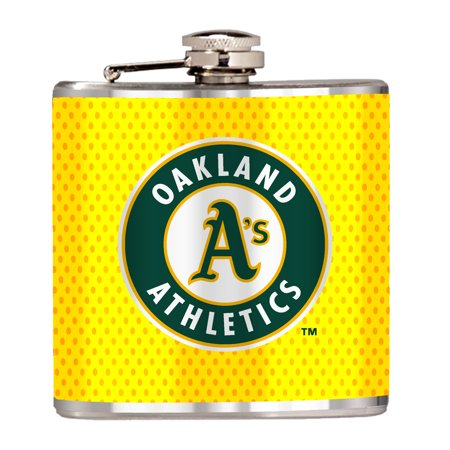 Oakland Athletics 2018 Players' Weekend 6oz. Hip Flask - No Size