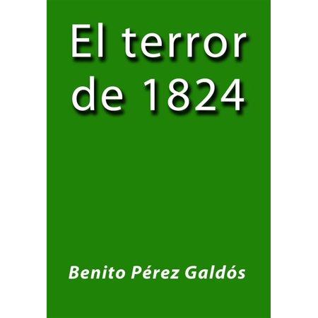 El terror de 1824 - eBook - Decoracion De Halloween De Terror