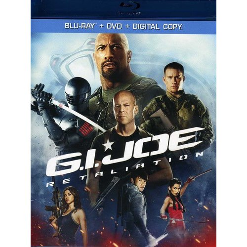 G.I. Joe: Retaliation (Blu-ray + DVD) (Widescreen)