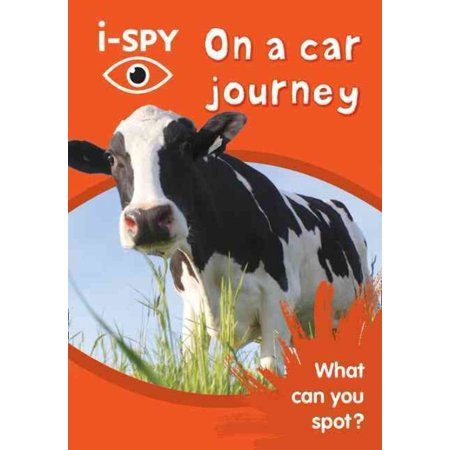 Journey Card (i-SPY On a car journey: What can you spot? (Collins Michelin i-SPY Guides) (Paperback) )