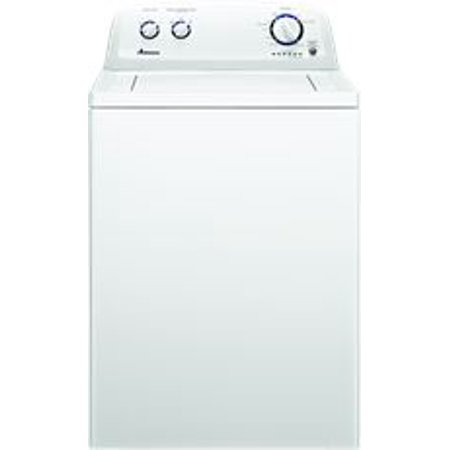 AMANA 3.5 CU.' TOP LOAD WASHING MACHINE, WHITE, 9 CYCLES