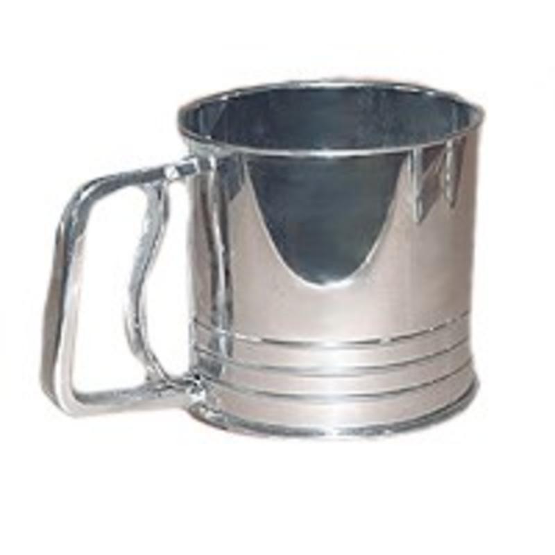 Sifter Flour 5 Cup Ss PROGRESSIVE INT'L Sifters GFS5 078915221568