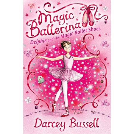 Delphie and the Magic Ballet Shoes (Magic Ballerina, Book 1) - eBook](Bailarina Ballet Halloween)