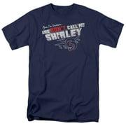 Airplane Dont Call Me Shirley Mens Short Sleeve Shirt