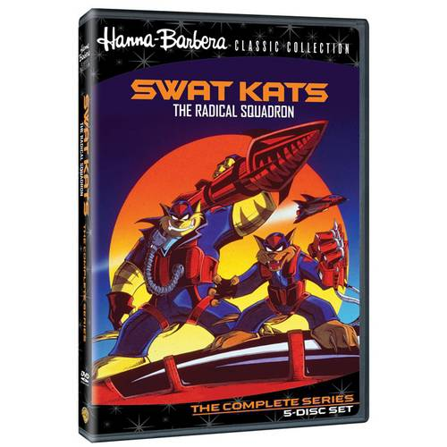 Hanna-Barbera Classic Collection: Swat Kats: The Radical Squadron - The Complete Series (Full Frame)