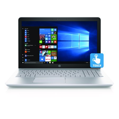 HP Silver Iridium A12 15 Cd040wm 156 Laptop Touchscreen Windows 10 Home AMD Quad Core 9720P 12GB Memory 1TB Hard Drive