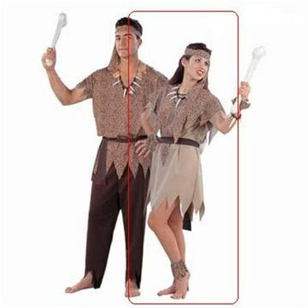 Barbarian Woman Costume - Size Adult Standard](Woman Barbarian)