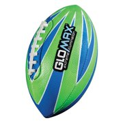 Franklin Glomax Extreme Illumination Glow In Dark Mini Football, Colors May Vary by Franklin Sports