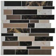 Self Adhesive Wall Tile L And Stick Backsplash For Kitchen 12 X12 6