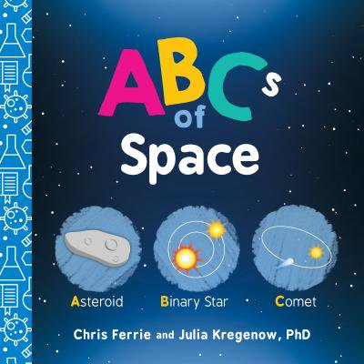 ABCs of Space (Board Book)