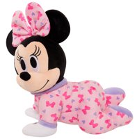 Disney Baby Musical Crawling Pals Plush - Minnie