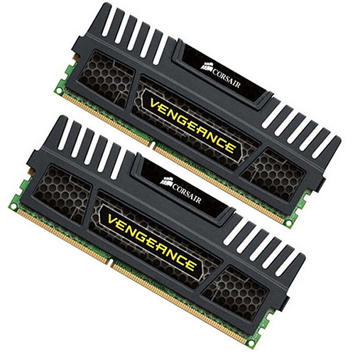 CyberPowerPC 8GB (2 x 4GB) DDR3-1600MHz Corsair Vengeance Performance Gaming Memory