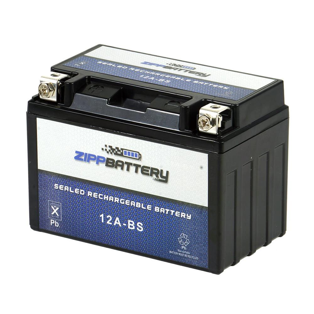YTX12A-BS Motorcycle Battery for KAWASAKI Ninja 650R, Ninja 650R ABS Year (12-17)