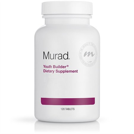 Murad Youth Builder Dietary Supplement, 120 (120 Tablets Dietary Supplement)