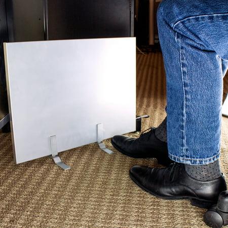 Cozy Legs Flat-Panel Space Heater