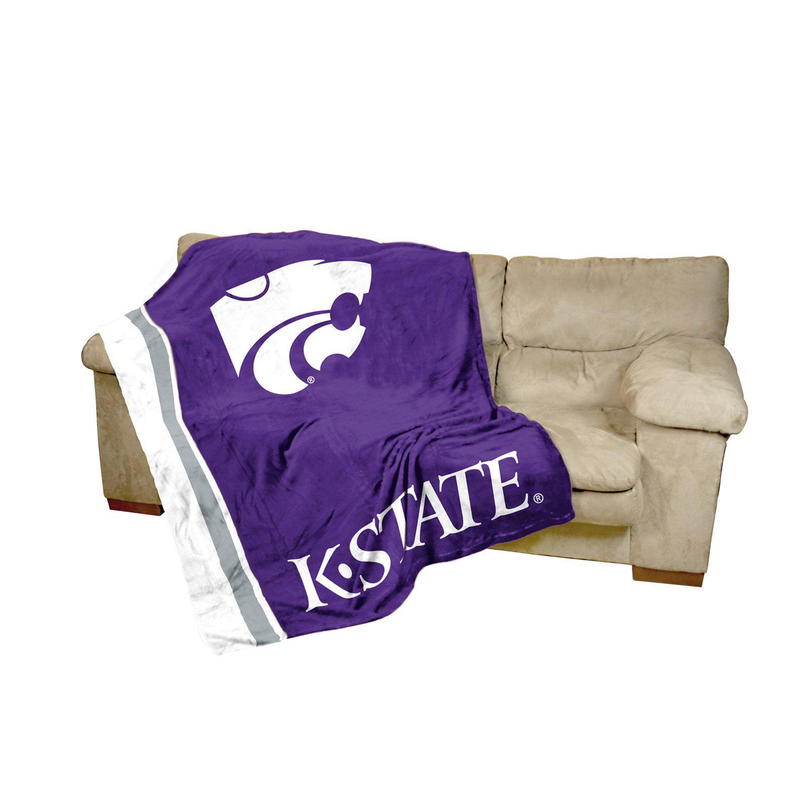 KS State Wildcats UltraSoft Blanket