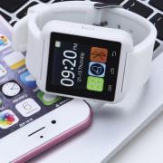 Jeobest U8 Bluetooth Smart Watch - Smart Wrist Watch Phone U8 Bluetooth V3.0 + EDR For iPhone IOS Android Smart...