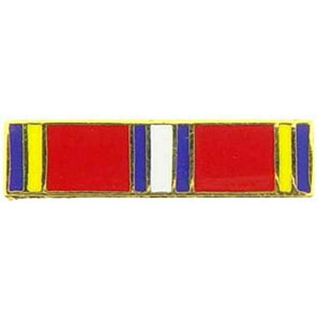 U.S. Coast Guard Reserve Good Conduct Ribbon Pin 11/16