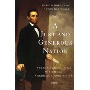 A Just and Generous Nation - eBook