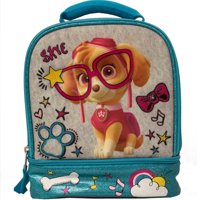 Paw Patrol Puppy Appeal Dual Lunch tote