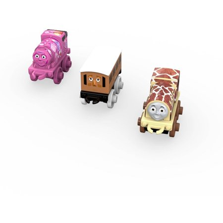 Thomas & Friends MINIS Collectible Character Train Engines 3-Pack ()