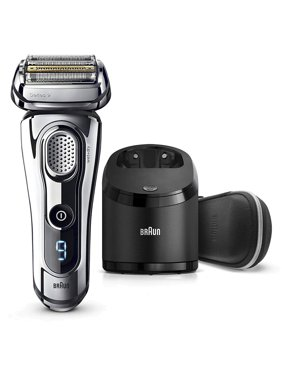 Braun Series 9 Men's Electric Foil Shaver with Wet & Dry Integrated Trimmer