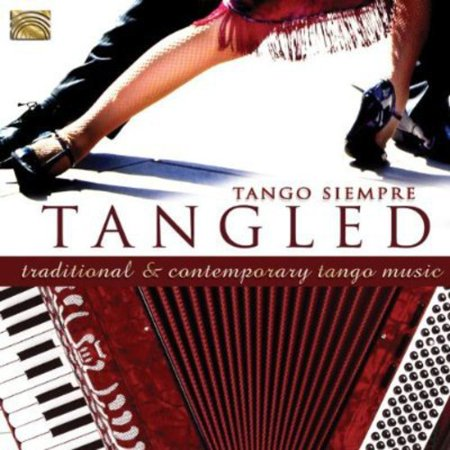 Tango Siempre - Tangled (CD) - image 1 de 1