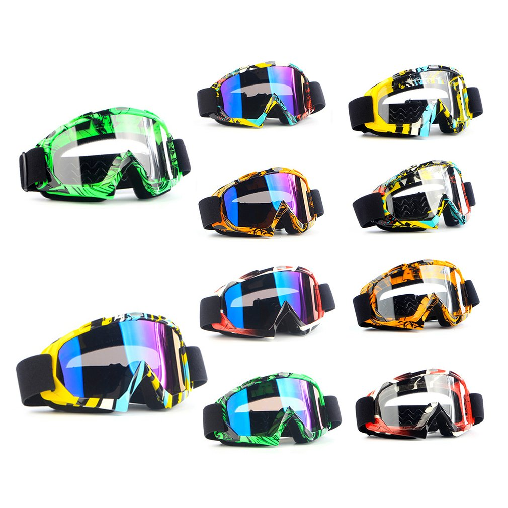 Motorcycle Rider Wear X600 Motocross Protective Goggles Riding Ski Goggles for Outdoor Activity Skiing Riding by