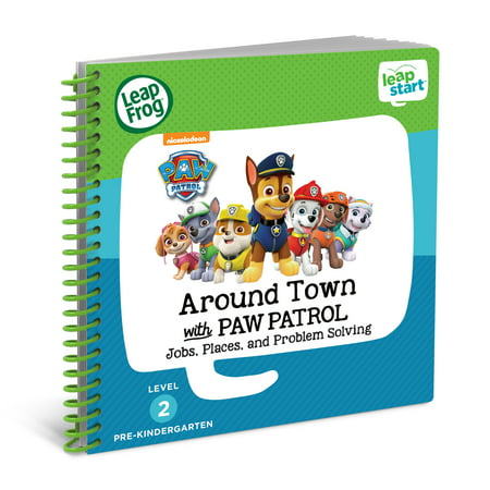 Leap Year Birthday Gifts (LeapFrog LeapStart Around Town with PAW)