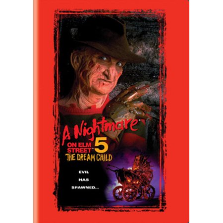 A Nightmare On Elm Street 5: The Dream Child (DVD)](Halloween Nightmare On Elm Street)