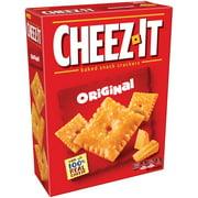 Cheez-It Baked Snack Crackers Original, 12.4 OZ box