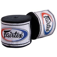 Fairtex Elastic Handwraps Black