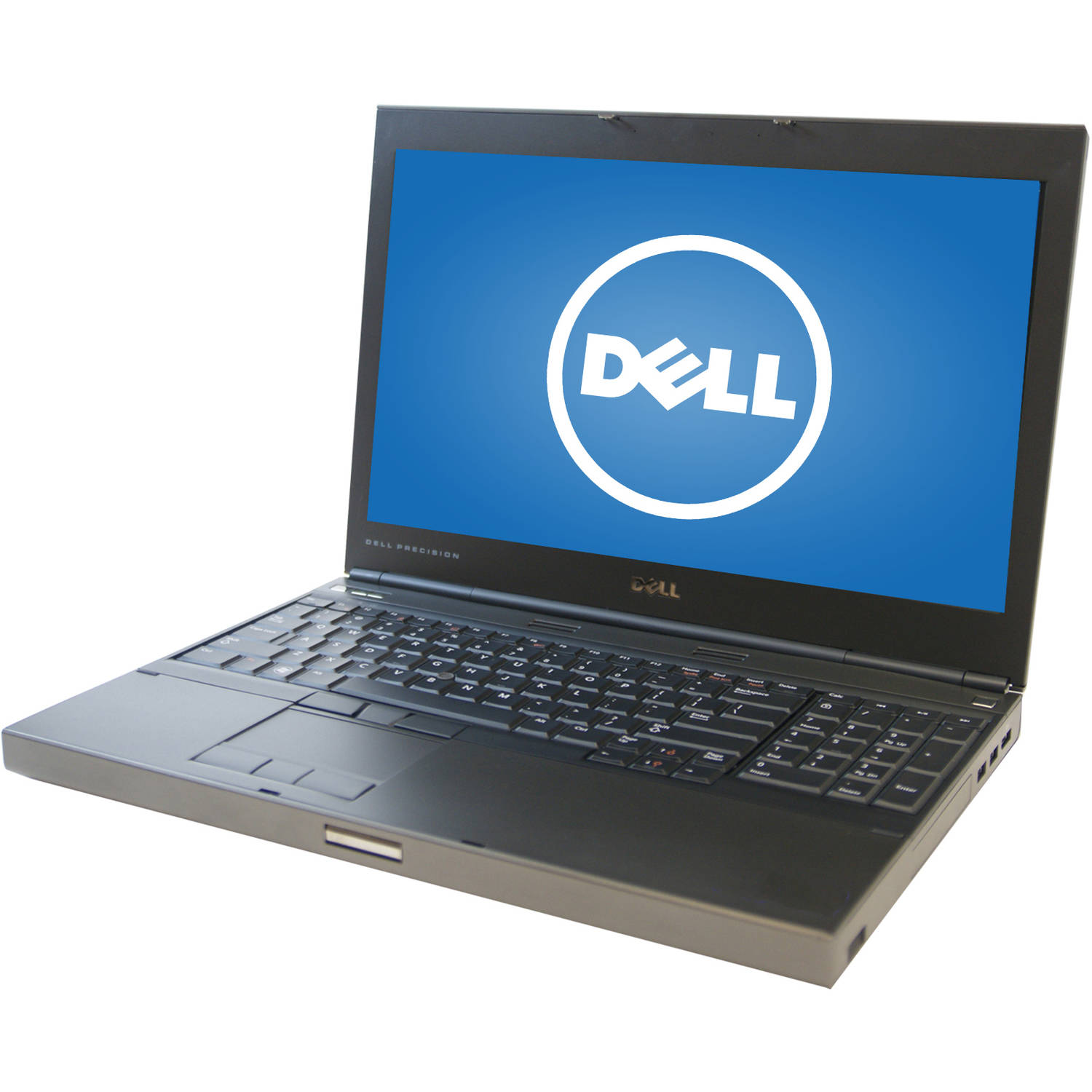 "Refurbished Dell 15.6"" M4600 Laptop PC with Intel Core i5-2410M Processor, 8GB Memory, 500GB Hard Drive and Windows 10 Pro"