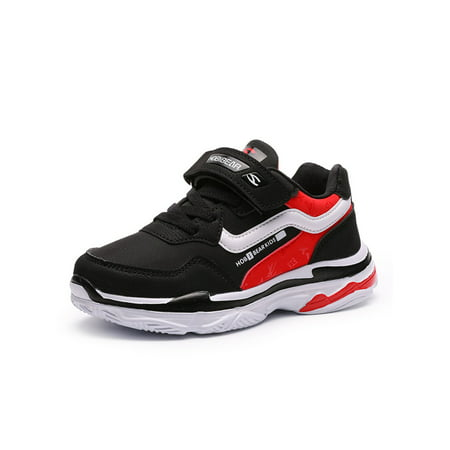 Kids Sneakers Outdoor Athletic Running Lightweight Sports Shoes for Boys and Girls