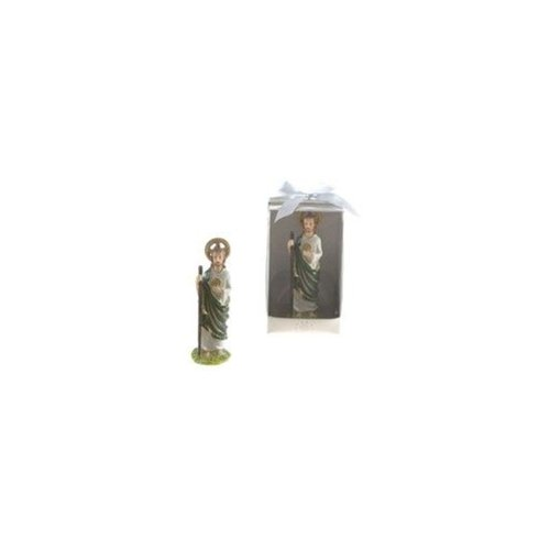 St. Judas Statue Poly Resin (48 Units Included)