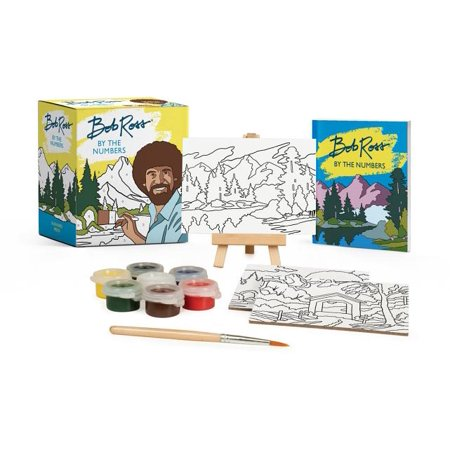 Bob Ross Painting Books (Bob Ross by the Numbers)
