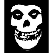 The Misfits Horror Punk Rock Band Music Group Fiend Skull Sticker