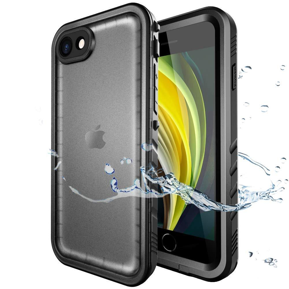 Sportlink Waterproof Case For Iphone Se 2020 Iphone 7 8 Full Body Heavy Duty Protection Full Sealed Cover Shockproof Dustproof Built In Clear Screen Protector Rugged Case For Iphone Se 2n Walmart Com Walmart Com