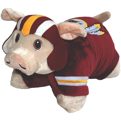 Washington Redskins Pillow Pet Walmart Com