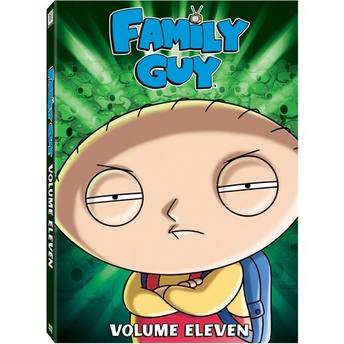 Family Guy: Volume 11 (Widescreen)