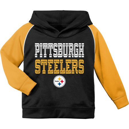 NFL Pittsburgh Steelers Toddler Fleece Top by