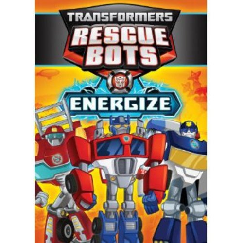 Transformers Rescue Bots: Energize (Widescreen)